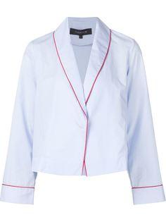 пиджак с воротником-шалькой Thakoon Addition