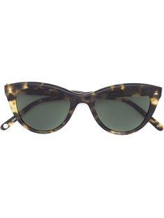 солнцезащитные очки Garrett Leight x Clare V Garrett Leight