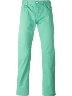 классические брюки-чинос Kenzo