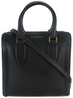 маленькая сумка-тоут  Heroine  Alexander McQueen