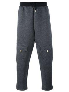 спортивные брюки с карманами на коленях Astrid Andersen