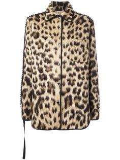 леопардовая куртка Nº21