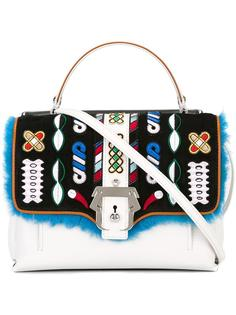 маленькая сумка-тоут Faye Paula Cademartori