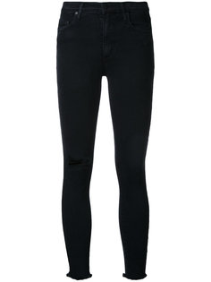 джинсы Cult Skinny Ankle Trouble Nobody Denim