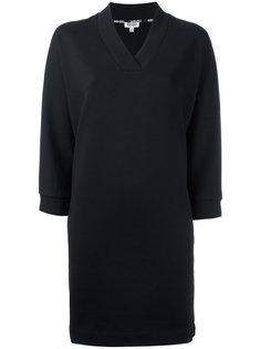 свободное платье-толстовка Kenzo