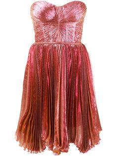 платье Lolicactus с плиссировкой  Maria Lucia Hohan