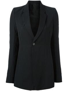 мягкий пиджак  Rick Owens