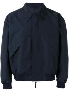 куртка-бомбер с классическим воротником E. Tautz