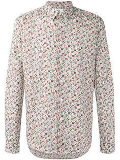 рубашка с цветочным узором Ps By Paul Smith