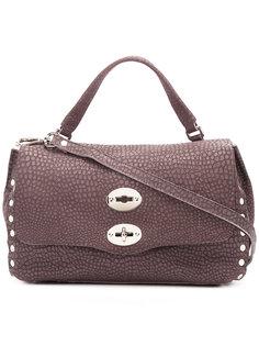 сумка-тоут с логотипом Zanellato