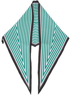 шарф с полосатым узором Haider Ackermann