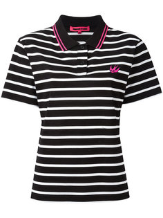 рубашка-поло с вышивкой Swallow McQ Alexander McQueen