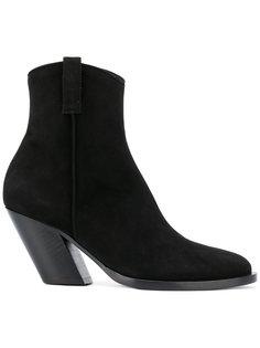 ботинки на молнии сбоку A.F.Vandevorst