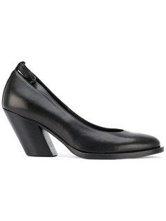 туфли на диагональном каблуке A.F.Vandevorst