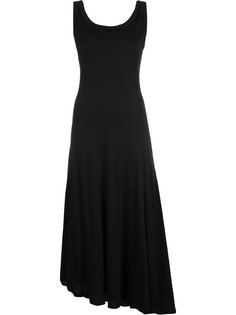 расклешенное платье Yohji Yamamoto
