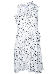 платье в горох Carven