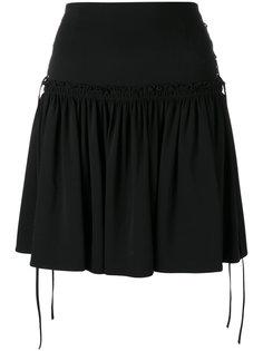 расклешенная юбка Philipp Plein