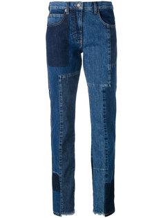 джинсы лоскутного кроя Patti  McQ Alexander McQueen
