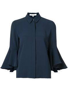 рубашка с пышными рукавами Carolina Herrera