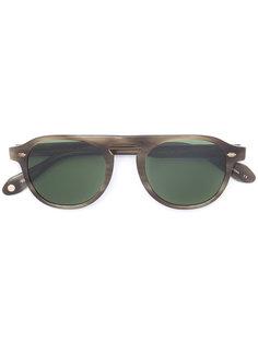 солнцезащитные очки Garrett Leight x Nick Wooster Garrett Leight