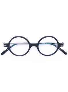 солнцезащитные очки со съемными линзами Matsuda