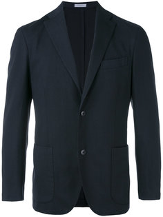 приталенный пиджак Boglioli