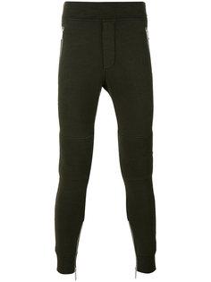 спортивные брюки скинни Dsquared2