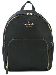 рюкзак с логотипом на бляшке Kate Spade
