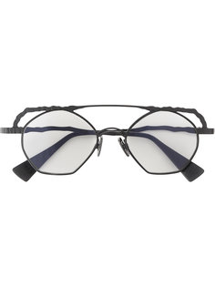 солнцезащитные очки-авиаторы Kuboraum