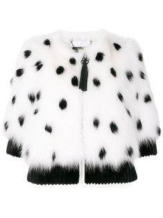 меховая куртка Daria Cara Mila
