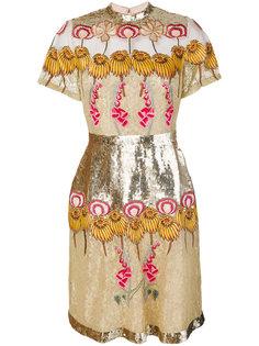 платье мини Farewell Temperley London