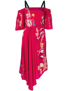платье Woodland Temperley London