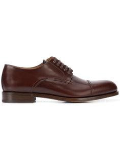 классические туфли дерби  Armando Cabral