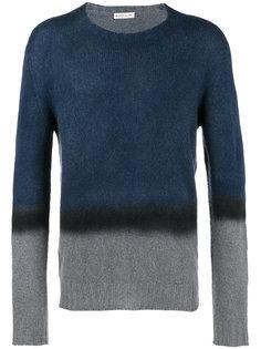 трикотажный свитер Degrade Etro