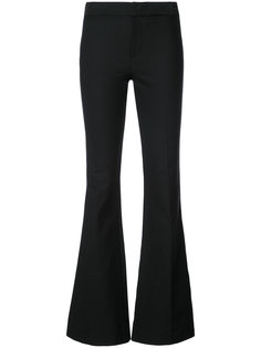 Flare Trouser with Tuxedo Piping Derek Lam 10 Crosby
