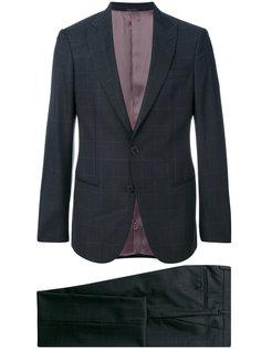 классический строгий костюм Giorgio Armani