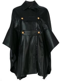 расклешенное пальто с трапециевидным подолом Philosophy Di Lorenzo Serafini