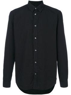 классическая поплиновая рубашка  Maison Margiela