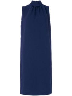 платье с высоким горлом Joseph