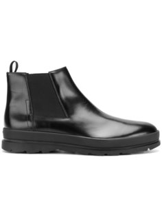 ботинки модели слип-он на массивной подошве Prada