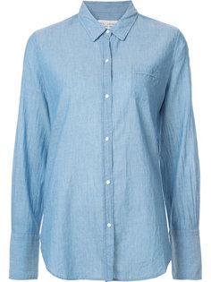 джинсовая рубашка кроя слим Nili Lotan
