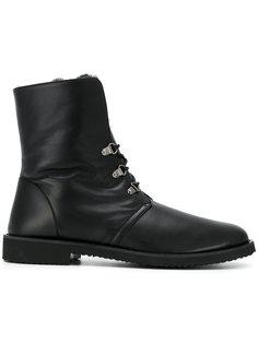 высокие ботинки Fortune Giuseppe Zanotti Design