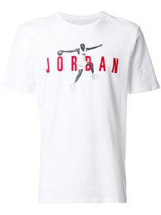 футболка с принтом Jordan Nike