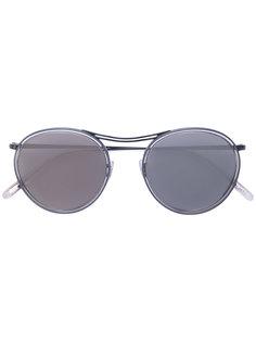 солнцезащитные очки MP-3 в круглой оправе Oliver Peoples