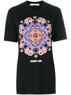 футболка с принтом Mandala Givenchy
