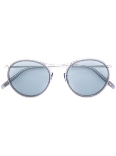 солнцезащитные очки MP-3 30th в круглой оправе Oliver Peoples