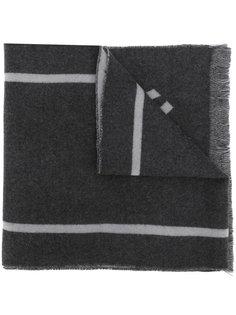 шарф с бахромой 17 Givenchy