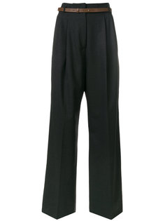 классические широкие брюки Fabiana Filippi