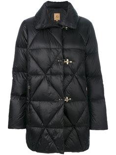 классическое дутое пальто  Fay