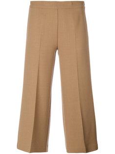 укороченные брюки со стрелками P.A.R.O.S.H.